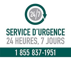 service Urgence